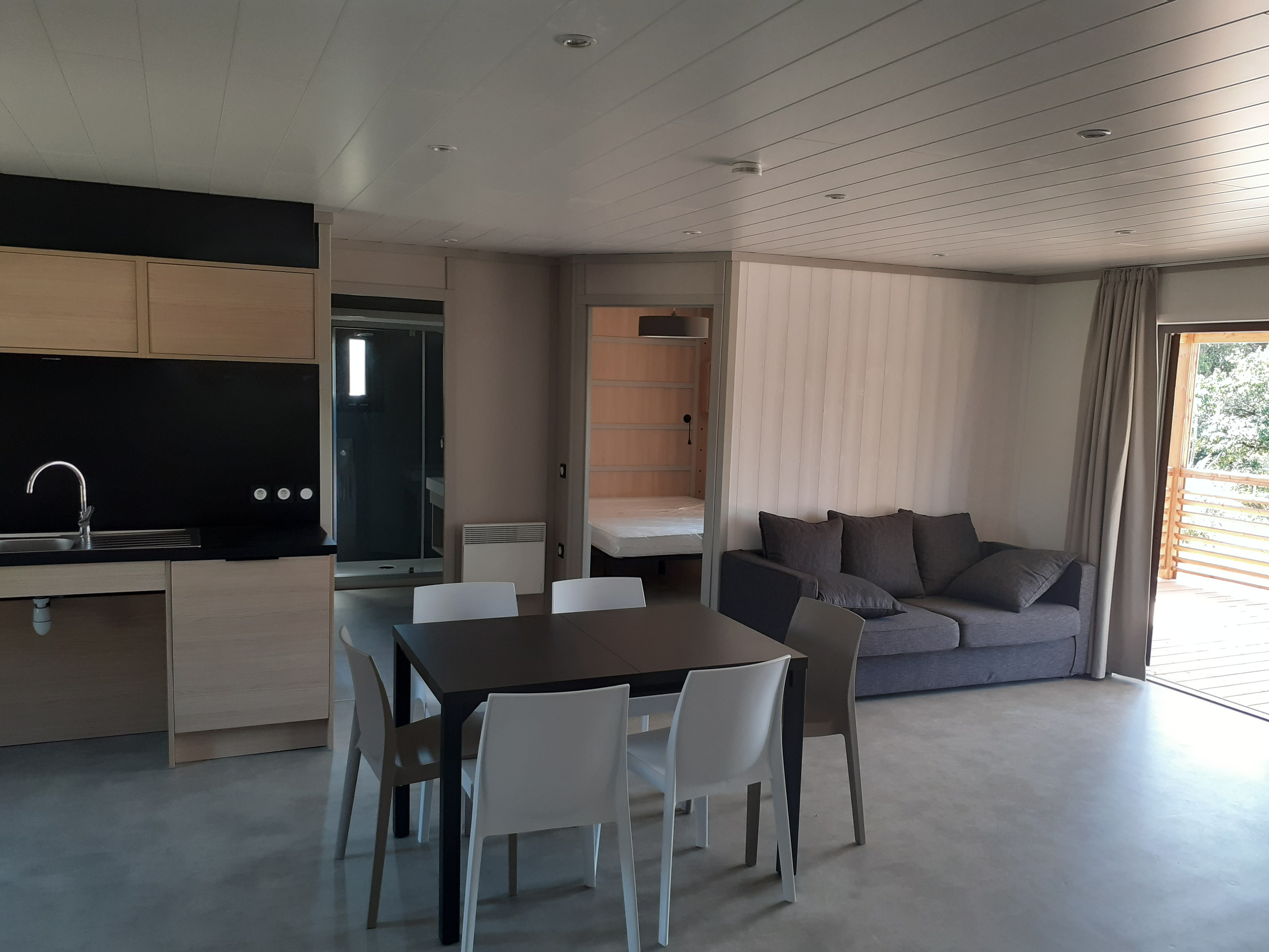 Cottage 6 pers. LUXE    Accessible PMR